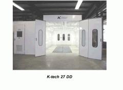 KTech 27 DD Down Draft Spray Booth