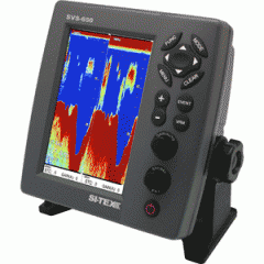 "Sitex Svs-650 Dual Freq Color 6.5"" Lcd"