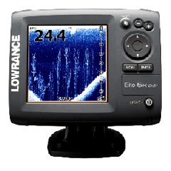 Lowrance Elite-5x Dsi Color Fishfinder With T/M