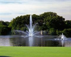 A - B Series Fountains