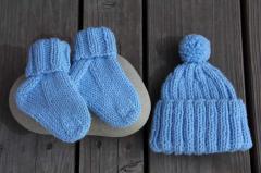 Infant Hip Chick Socks