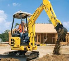 Mini Excavator New Holland E18B