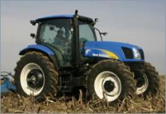 Tractors New Holland T6020
