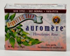 Ayurvedic Bar Soap Himalayan Rose
