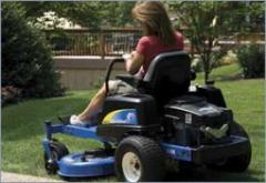 Commercial & Residential Mowers New