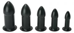 Ease-In Anal Dilator Kit (set of 5 plugs)