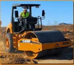 Compaction Equipment Case SV208