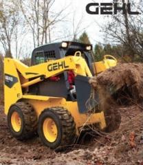 Gehl Compact Construction Equipment