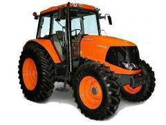 Tractor Kubota M100X