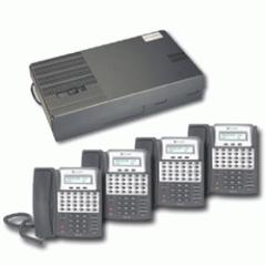 DX-120 Model# 7201P-04 Telephone System