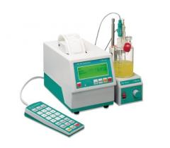 756 Coulometric Karl Fischer Titrator