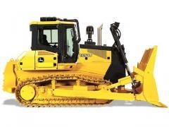 Dozer John Deere Construction 1050J WH
