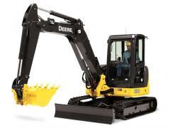 Compact Excavator John Deere Construction 60D