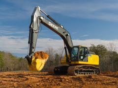 Excavator John Deere Construction 290G LC