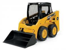 Skid Steer John Deere Construction 313