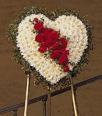 Tribute Heart - by Eneni's Garden