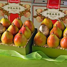 Pears & Fresh Fruit