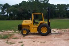 Master Craft Rough Terrain Forklifts