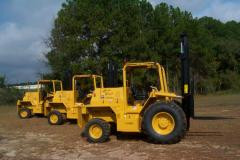 C Series Rough Terrain Forklifts
