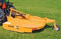 Medium-Duty Rotary Cutter Woods BB600X