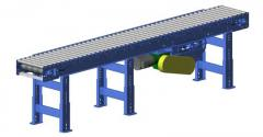 Belt Driven Roller Conveyors