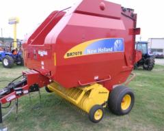 Round Baler New Holland BR7000