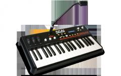 Miniak Virtual Analog Synthesizer With Vocoder