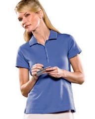 A89 adidas Golf Ladies' ClimaLite® Tour Jersey