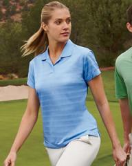 A162 adidas Golf Ladies' ClimaLite® Textured