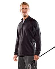 A74 adidas Golf Men's Performance 1/2-Zip Training
