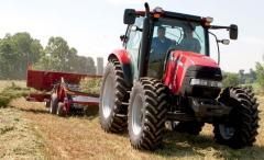 Tractor Case Maxxum® Series