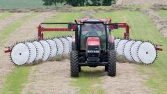Hay Wheel Rakes Case WR401 HD
