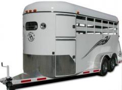 4 horse bumper pull trailer