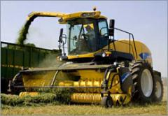 Self-Propelled Forage Harvesters New Holland FR