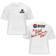 BMS Its Bristol Baby Tee T-shirt