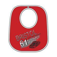 BMS Youth 61 Bristol Bib