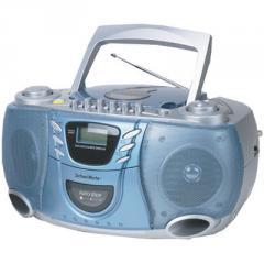 CD Player w/Stereo AM/FM Radio & Cassette