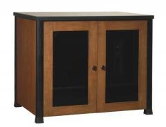 AV Stand Three-shelf Component cabinet for AV