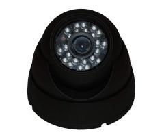 6810 Color High Res Eyeball Dome with OSD