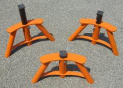Adjustable Pallet Supports