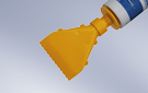 Aqua Seal EZA (V-notched nozzle)