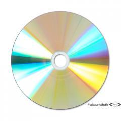 Falcon 16x Silver DVD-R