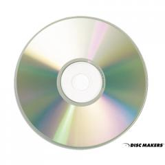 Disc Makers Ultra 16x Silver DVD-Rs