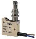 Miniature IP67/68 micro switch