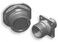 Filtered MIL-C-38999 Series III Connector