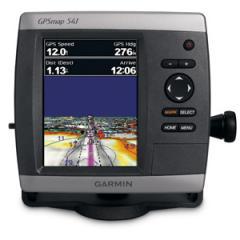 GPSMAP 541 compact chartplotter