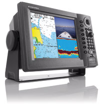 "10.4"" Color LCD NavNetVX2 Radar/Chart"