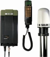 Iridium Eurocom Marine Satellite phone system