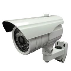 Color Weather Resistant CCD Bullet Camera