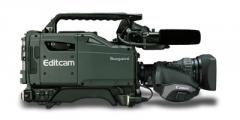 3rd Generation Tapeless Camcorder With Avid Native